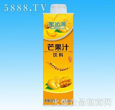 蜜沁源芒果汁饮料1L