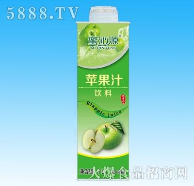 蜜沁源苹果汁饮料1L