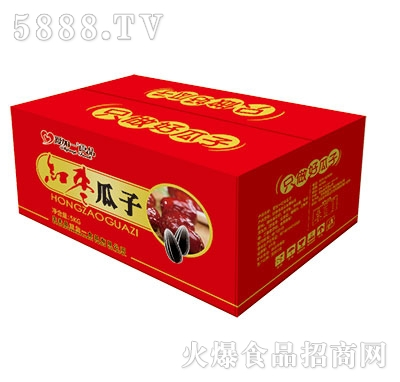 5kg爱加一红枣瓜子箱装