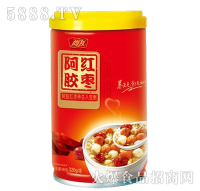 320g尚友阿胶红枣养生八宝粥