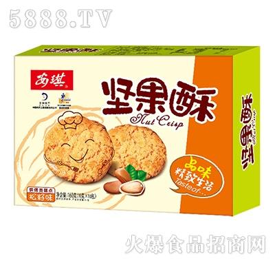 安琪坚果酥(松籽)160G