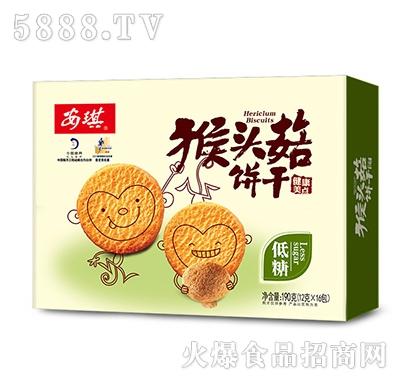 安琪猴头菇饼干(低糖)190G