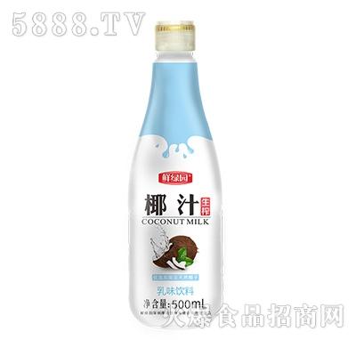 鲜果园生榨椰汁500ml