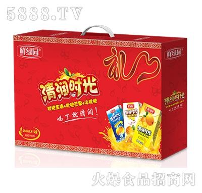鲜果园清润时光饮料礼盒