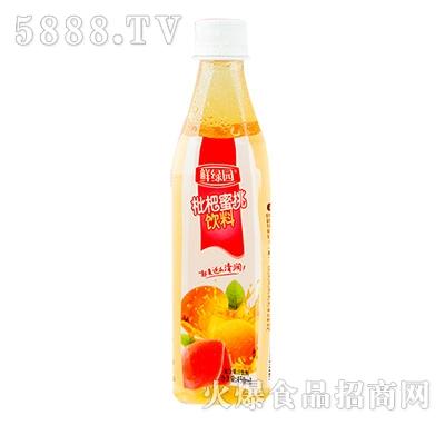 鲜果园枇杷蜜桃饮料450ml