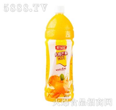 鲜果园枇杷芒果饮料1.5L