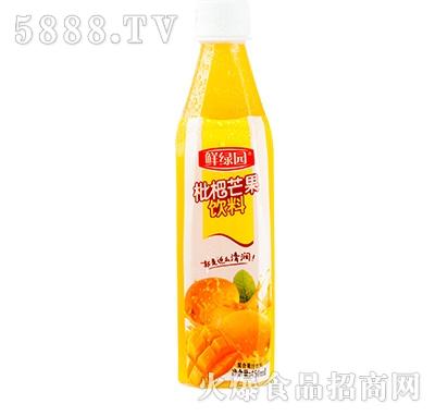 鲜果园枇杷芒果饮料450ml