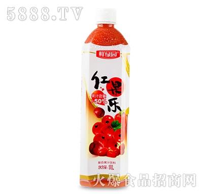 鲜果园复合果汁饮料1L