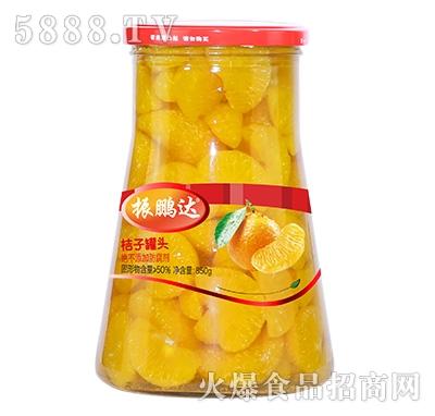 850g振鹏达桔子罐头