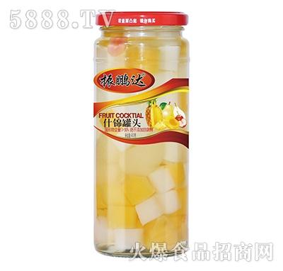 480g振鹏达什锦罐头