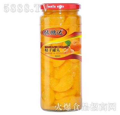480g桔子罐头