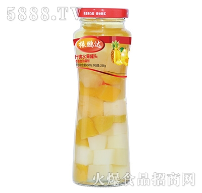 256g振鹏达什锦罐头