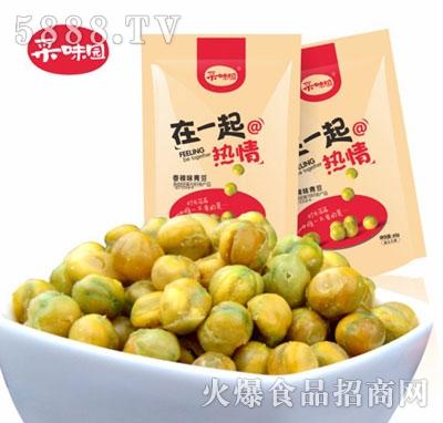采味园香辣味青豆85g产品图