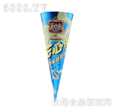 美怡乐牛奶花王75g