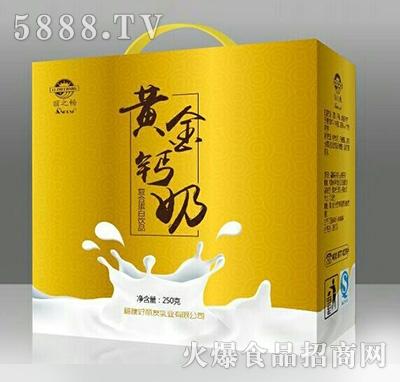 250g丽之杨黄金钙奶复合蛋白饮品