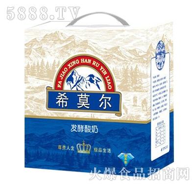好佳佳希莫尔发酵酸奶礼盒
