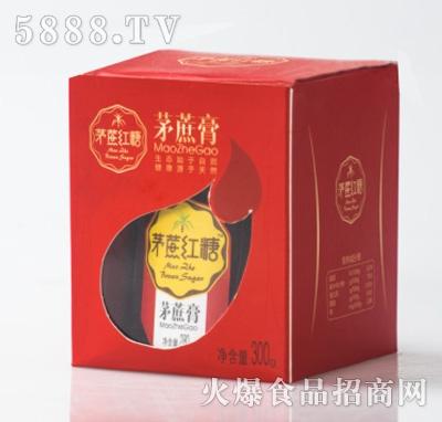 茅蔗红糖茅蔗膏300g产品图