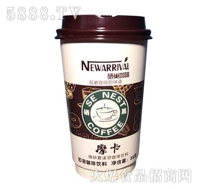晒巢咖啡摩卡35g