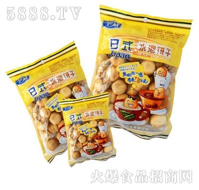 100克华威日式水泡饼干