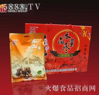 水晶蜜枣礼盒1.6千克