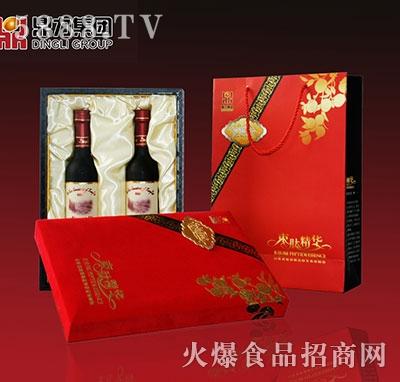 枣肽精华礼盒750ml
