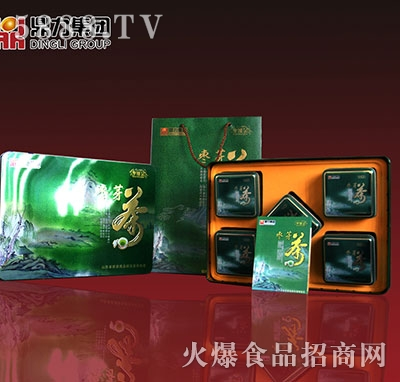 珍品枣芽茶280克