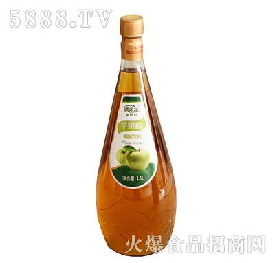 琪米尔苹果醋1.5L