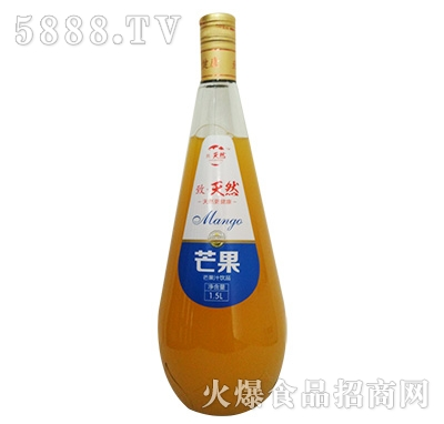 致天然芒果汁�料1.5L