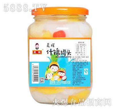 晨辉什锦罐头260g