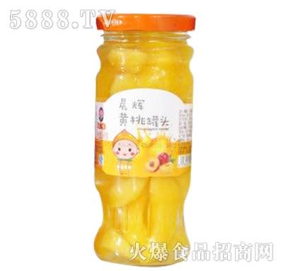 晨辉黄桃罐头