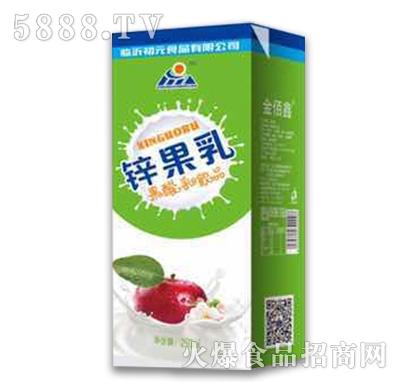 金初元果酸乳饮品原味250ml