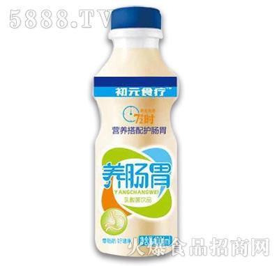 初元食疗养肠胃乳酸菌饮品1001ml