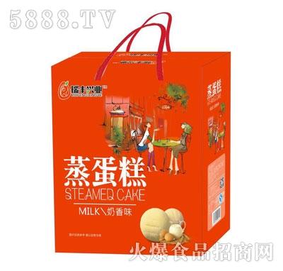 瑞丰兴业蒸蛋糕奶香味礼盒
