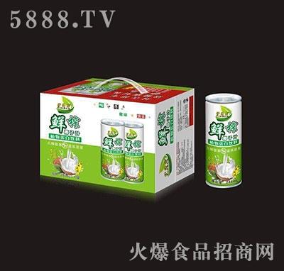 245mlx12罐伊得乐鲜榨椰子汁
