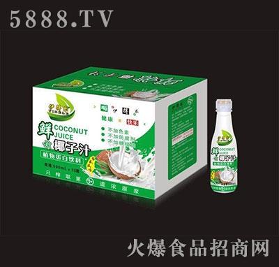 500mlx15瓶伊得乐鲜榨椰子汁