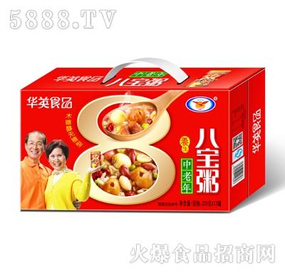 华英中老年八宝粥320gx12罐