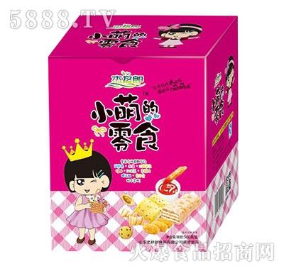 500g杰格郎小萌的零食(红)礼盒