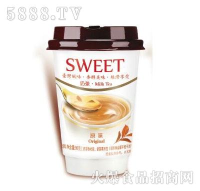 佳因美高杯原味奶茶(80克)产品图