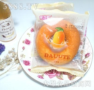 蔡当家甜甜卷蛋糕芒果味