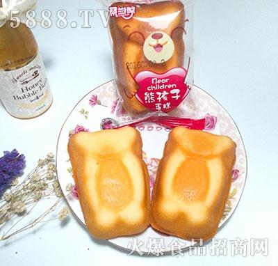 蔡当家熊孩子蛋糕