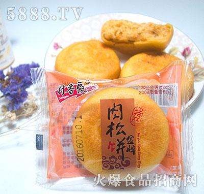村香飘金牌肉松饼芝麻味