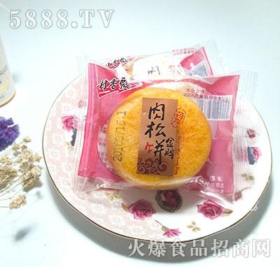 村香飘金牌肉松饼原味袋