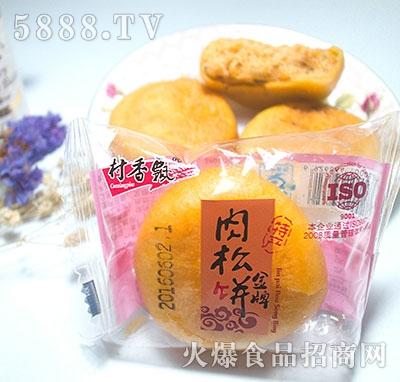 村香飘金牌肉松饼