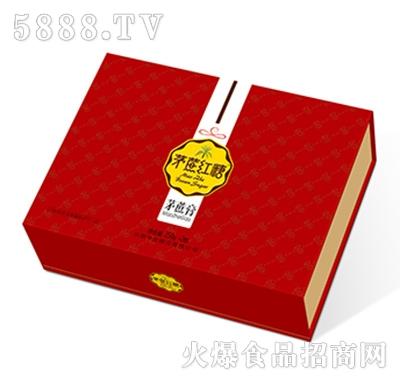 茅蔗红糖茅蔗膏礼盒产品图