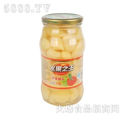 水果之王苹果罐头