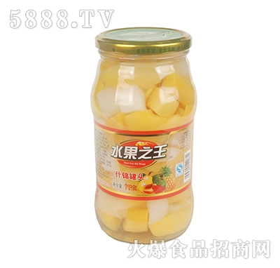 水果之王什锦罐头