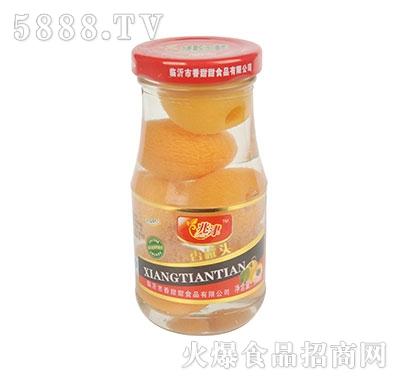 兆津杏罐头