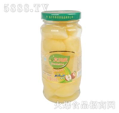 真美味苹果罐头