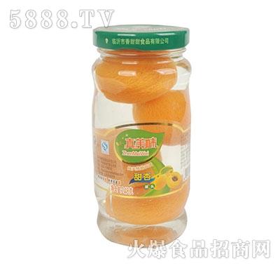 真美味甜杏罐头