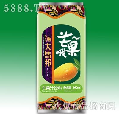 大马邦芒果汁饮料960ml